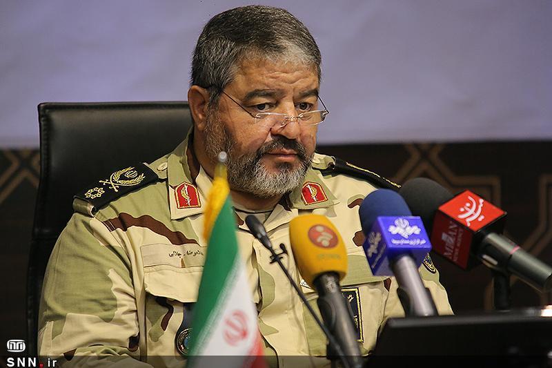سردار جلالی: کرونا در ایران قابل کنترل است ، فعلا نیاز به قرنطینه شهر نیست