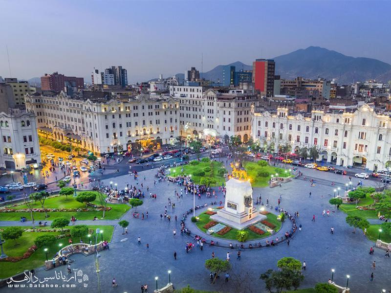دیدنی های کشور پرو کدامند؟