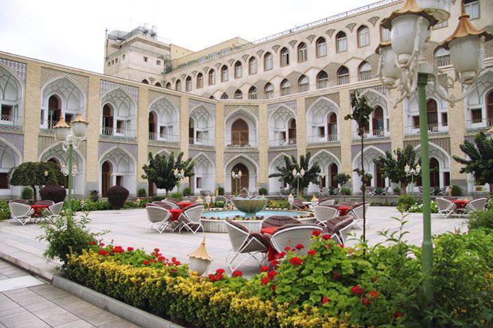 امکانات و تجهیزات هتل عباسی اصفهان
