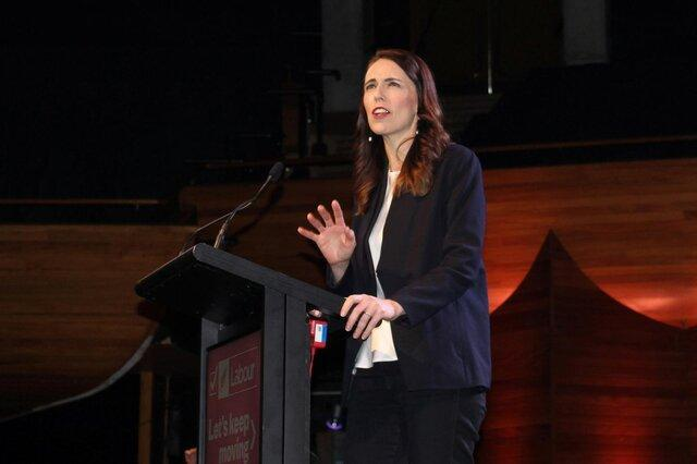 جاسیندا آردرن پیروز قاطع انتخابات پارلمانی نیوزیلند
